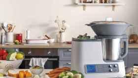 Un robot de cocina.