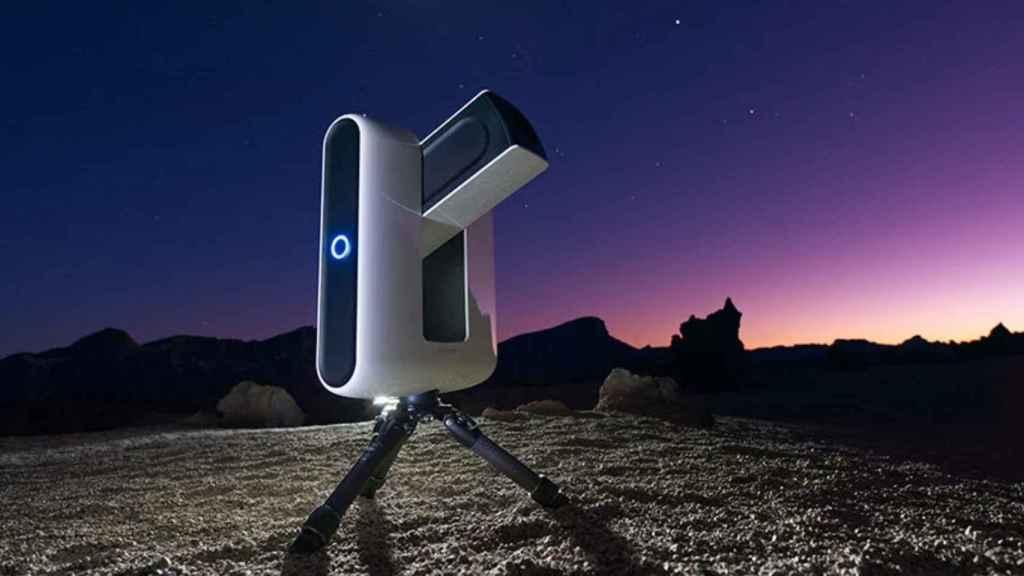 Vespera, un nuevo telescopio inteligente y portátil.