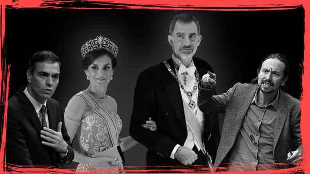 La popularidad de los Reyes se dispara cuanto menos salen: Sánchez e Iglesias no se salen con la suya
