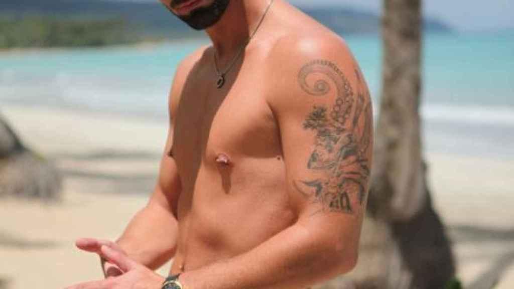 Quién es Isaac, concursante de 'La Isla de las Tentaciones 3'