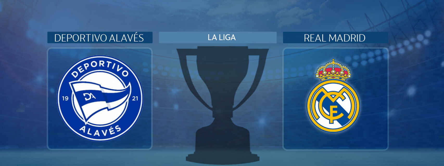 Deportivo Alavés - Real Madrid, partido de La Liga