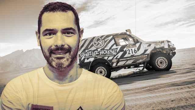 Entrevista a Kilian Revuelta, el empresario de éxito que triunfó en el Dakar: Preparamos todo en 2 meses