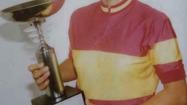 Mercedes Ateca, primera campeona de España de ciclismo