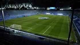 El Estadio de Mendizorroza