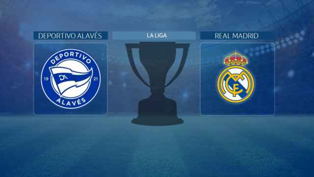 Streaming en directo | Alavés - Real Madrid (La Liga)