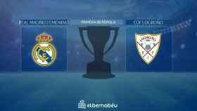 Streaming en directo | Real Madrid Femenino - EDF Logroño (Primera Iberdrola)
