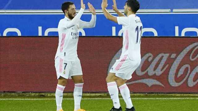 Las mejores imágenes del Alavés - Real Madrid de La Liga