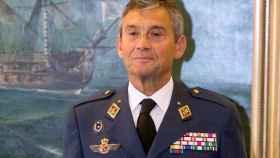 El Jefe del Estado Mayor de la Defensa (JEMAD), Miguel Ángel Villarroya.
