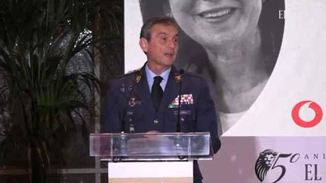 El discurso del JEMAD en los premios de El Español