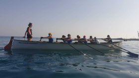 Equipo de Dragon Boat de Málaga