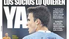 Portada Mundo Deportivo (24/01/21)