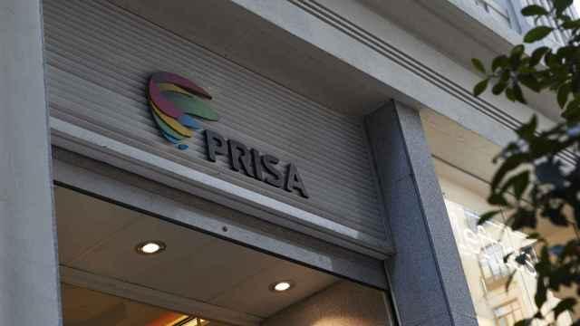 Logo de Prisa.