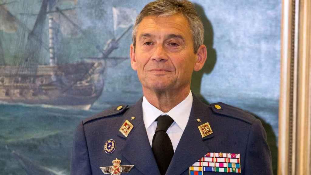 El exjefe de Estado Mayor de la Defensa (JEMAD), Miguel Ángel Villarroya.