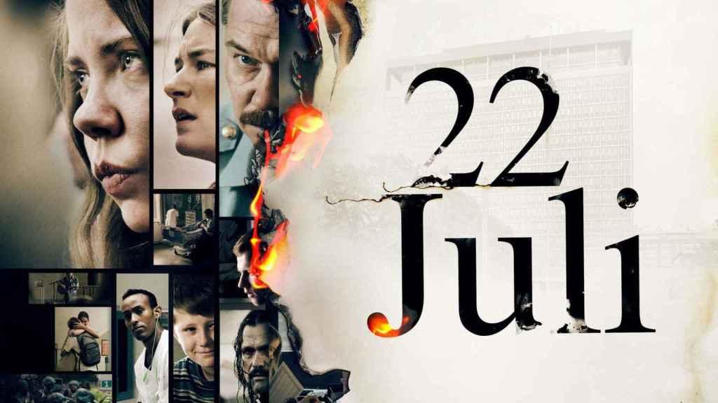 Cabecera de la miniserie '22 de julio'