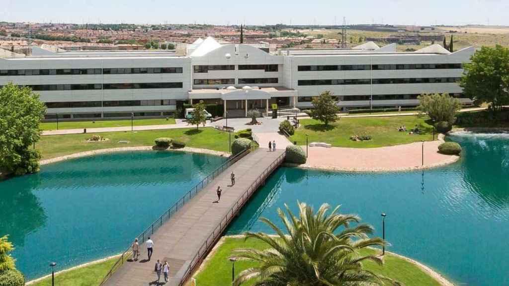 Campus de Villaviciosa de Odón de la Universidad Europea de Madrid.