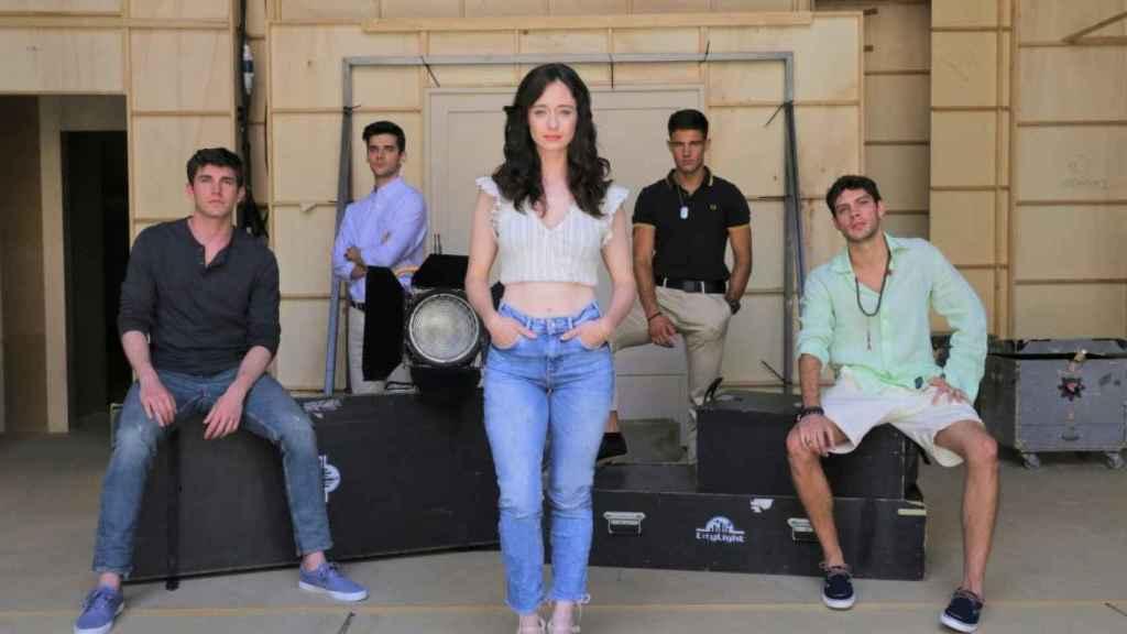 Antena 3 ha finalizado el rodaje de 'Alba', su adaptación de 'Fatmagül'.
