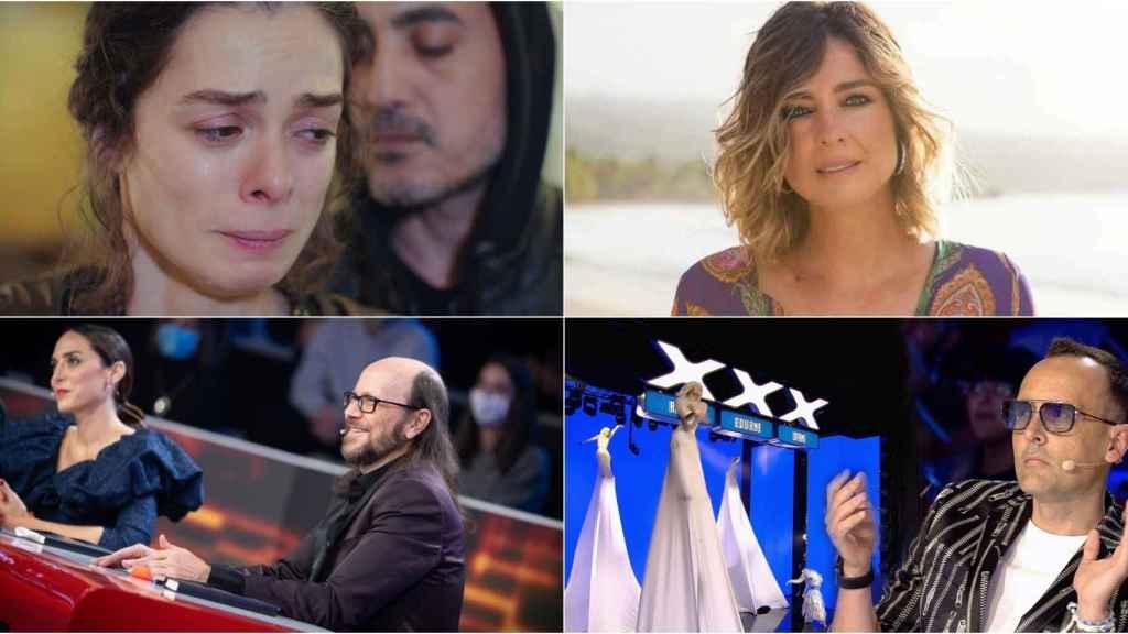 Antena 3 y Telecinco se disputan el mes más ajustado desde febrero de 2018.