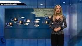 El tiempo en España para el 26 de enero.