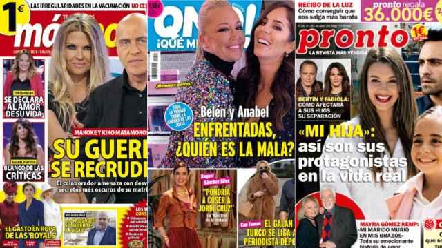 Kiosco rosa: las desgarradoras palabras de Mayra Gómez Kemp tras la muerte de su marido