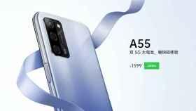 Nuevo OPPO A55 5G: la gama media con 5G más barata