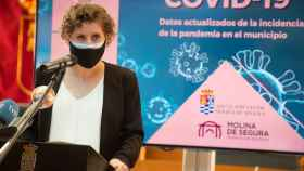 Esther Clavero, exalcaldesa de Molina de Segura.