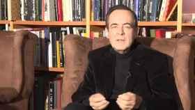 José Bono, entrevistado este lunes en TVE.