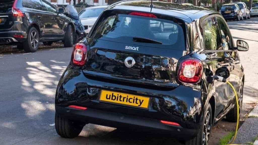 Shell compra Ubitricity, dueña la mayor red de electrolineras de Reino Unido