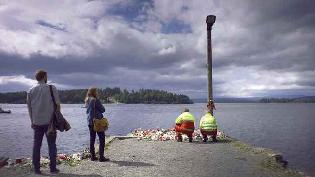 La miniserie de Filmin vuelve a hablar de la tragedia noruega.