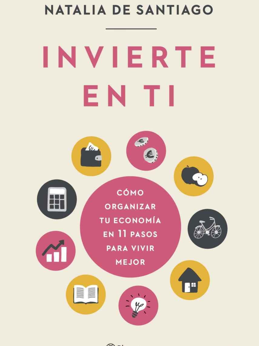El libro 'Invierte en ti'.