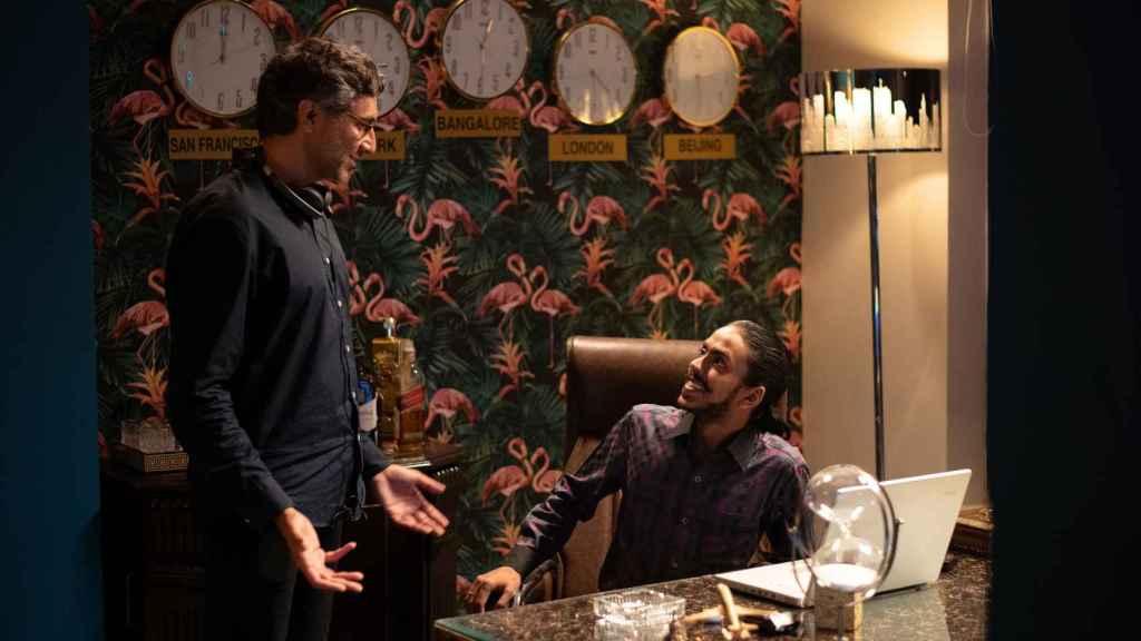 Ramin Bahrani adapta la novela de su amigo Aravind Adiga.