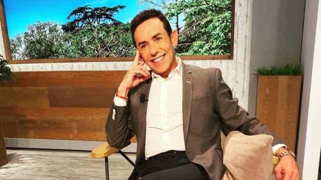 Jesús  Manuel Ruiz en una imagen de sus redes sociales.