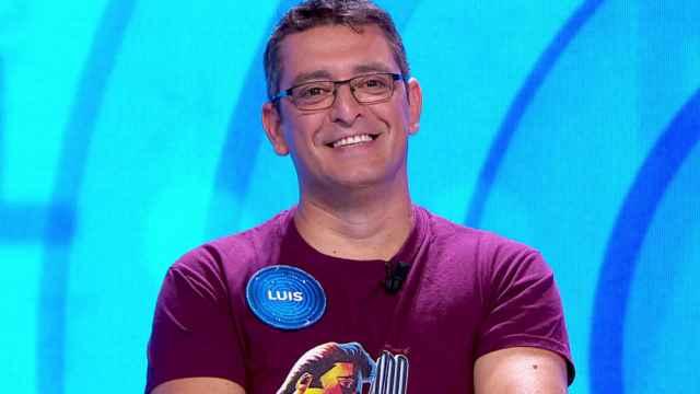Pablo Díaz ha sido eliminado de 'Pasapalabra' tras 84 programas.