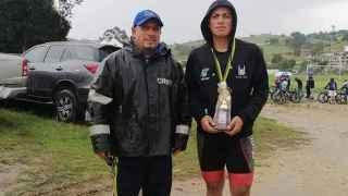 Muere Daniel Pedraza Castillo, ciclista de 17 años