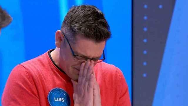 Luis de Lama ha sido eliminado en 'La silla azul' frente a un nuevo concursante.