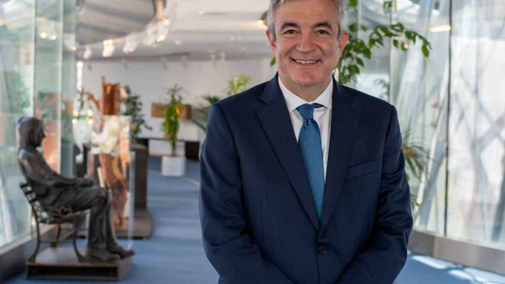 Luis Garicano, eurodiputado de Ciudadanos.