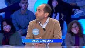 Diego Cárdenas, el jiennense que ha eliminado a Luis de Lama en 'Pasapalabra'