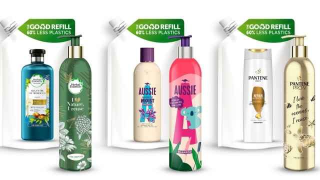Botellas de aluminio y sus recambios.