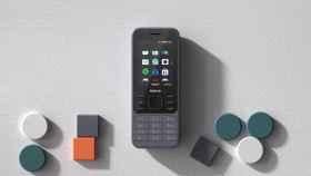 Los nuevos Nokia 6300 y 8000 llegan a España: móviles sencillos con 4G, WhatsApp y Asistente de Google