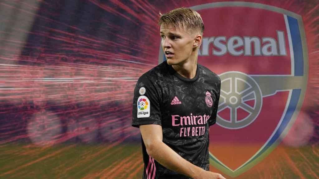Odegaard, al Arsenal