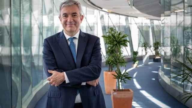 Luis Garicano, eurodiputado de Ciudadanos, atiende a EL ESPAÑOL desde Bruselas.
