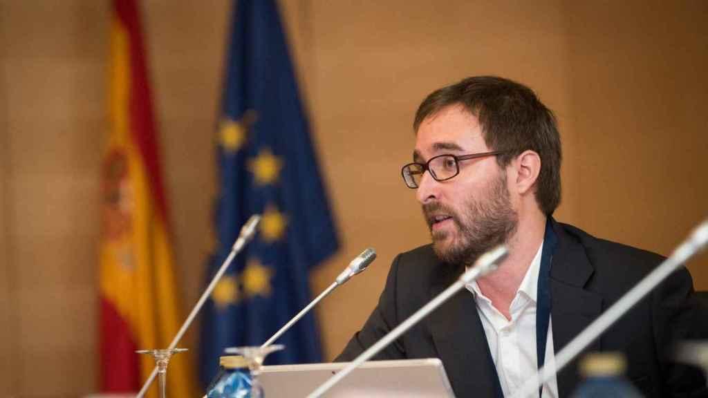 Carlos Mateo, presidente de la Asociación Española de Startups.