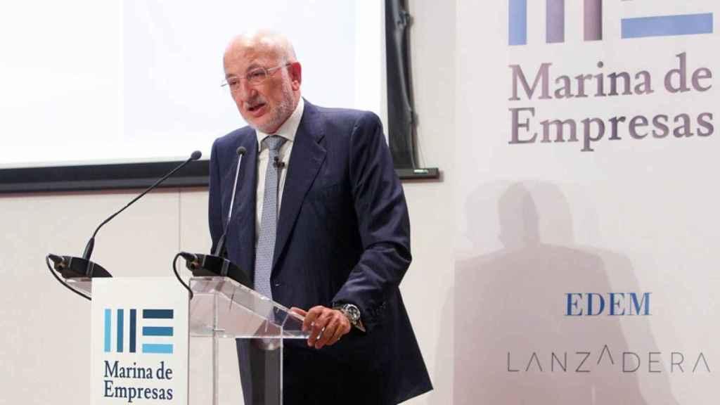 Juan Roig, presidente de Mercadona e impulsor de la sociedad de inversión Angels. EE