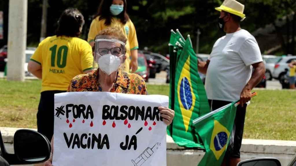 Electores de Bolsonaro piden su 'impeachment'.