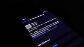 iPhone con la actualización de iOS 14.4