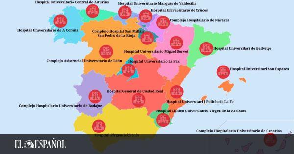 El mapa de los hospitales con más negligencias médicas por región: los 17 casos más polémicos