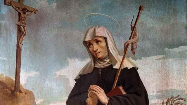 Santa Ángela de Merici.