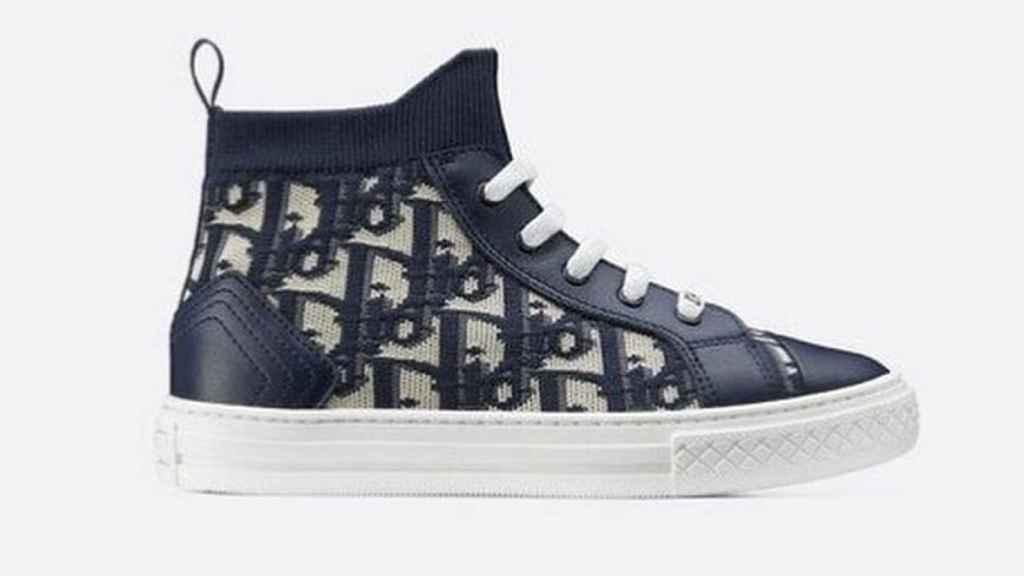 Las 'sneakers' de Dior de la princesa Gabriella de Mónaco.