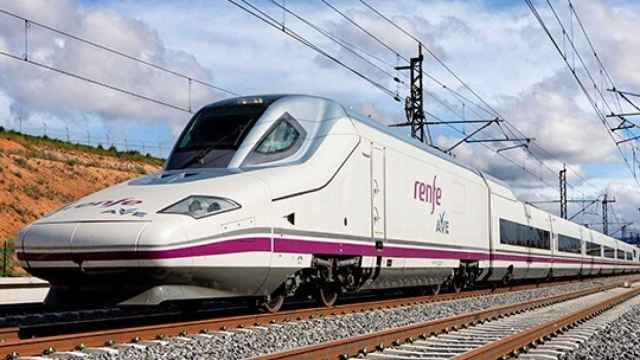 El modelo S-102 será el utilizado para cubrir la línea con Madrid