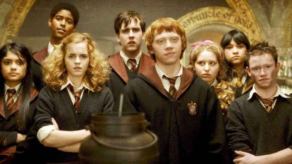 Godric Gryffindor fue el fundador de Hogwarts.