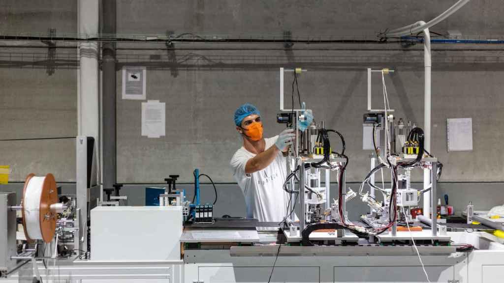 La empresa castellonense cuenta en la actualidad con cuatro lineales de producción que llegarán a ser 14.